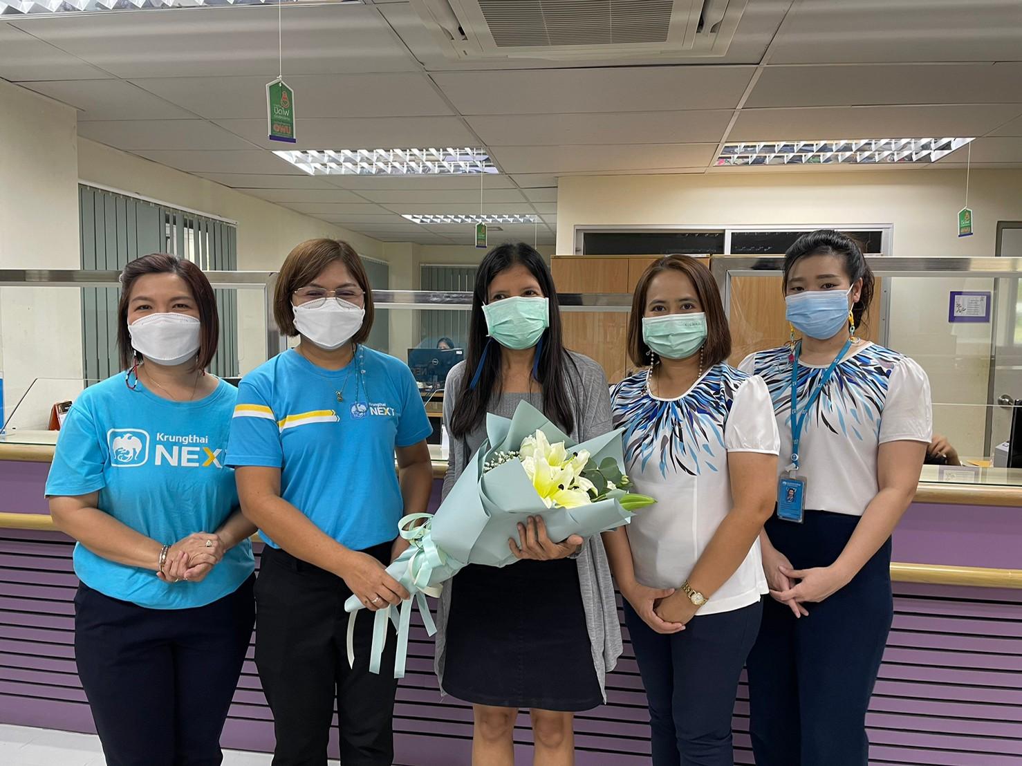 ธนาคารกรุงไทยมาแสดงความยินดี_๒๑๐๗๐๖_1